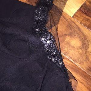 Max Azaria Dresses - Stunning prom/wedding black tie short dress